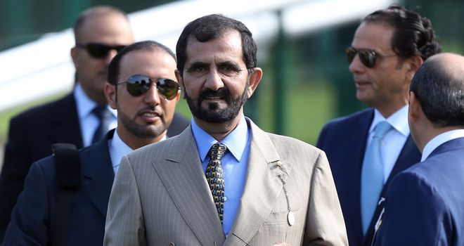 Sheikh Mohammed: Internal inquiry
