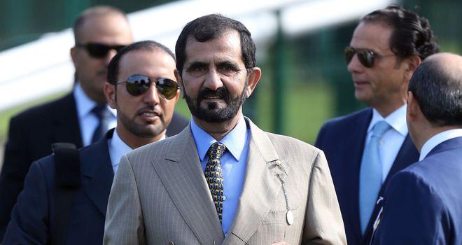 Sheikh Mohammed: Shocked