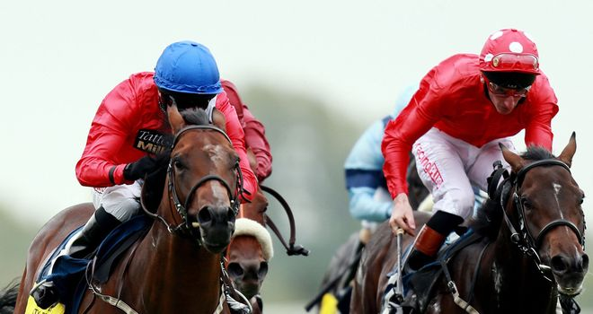 Supplicant and Rufford: Both in action on Saturday