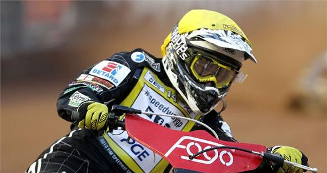 Tai Woffinden: Still the champion-elect despite setback