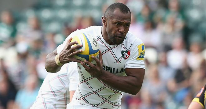 Vereniki Goneva: Fijian international returns to bolster Leicester