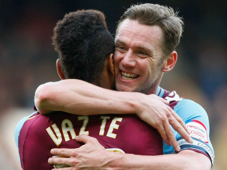 Kevin Nolan: Has faith in West Ham strikers