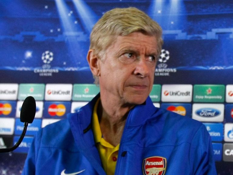 Arsene Wenger: Expecting a tough group campaign