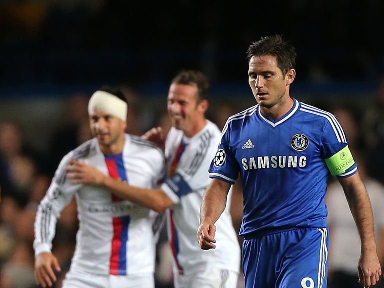 Chelsea suffered a shock defeat to Basel at Stamford Bridge