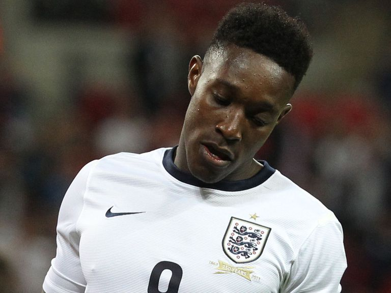 Danny Welbeck: Must sit out Tuesday's trip to Ukraine