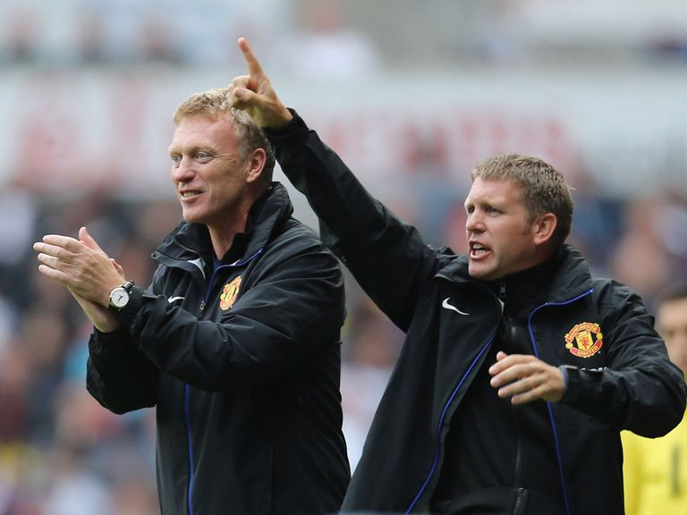 Steve Round: Convinced that David Moyes is the right man