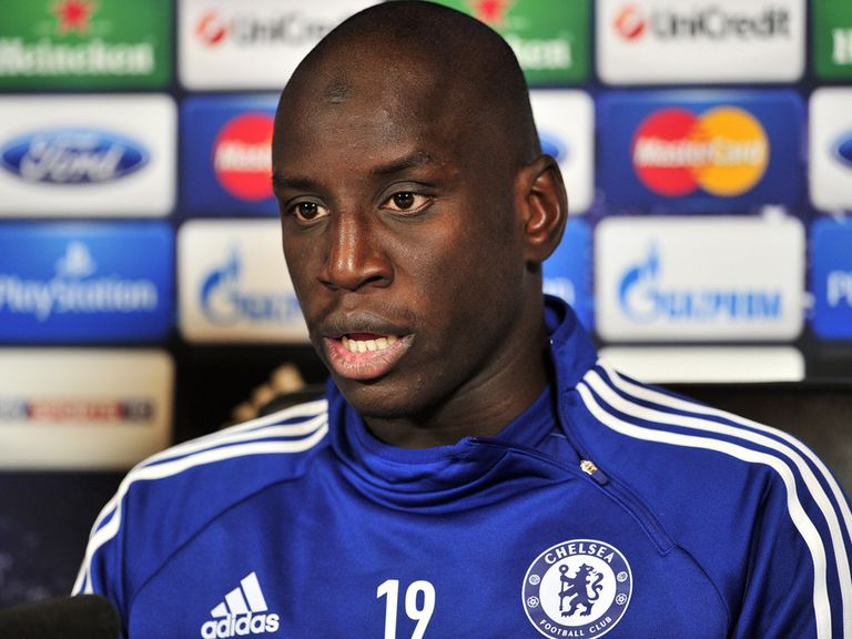 Demba Ba: Nearly jumped ship for Arsenal