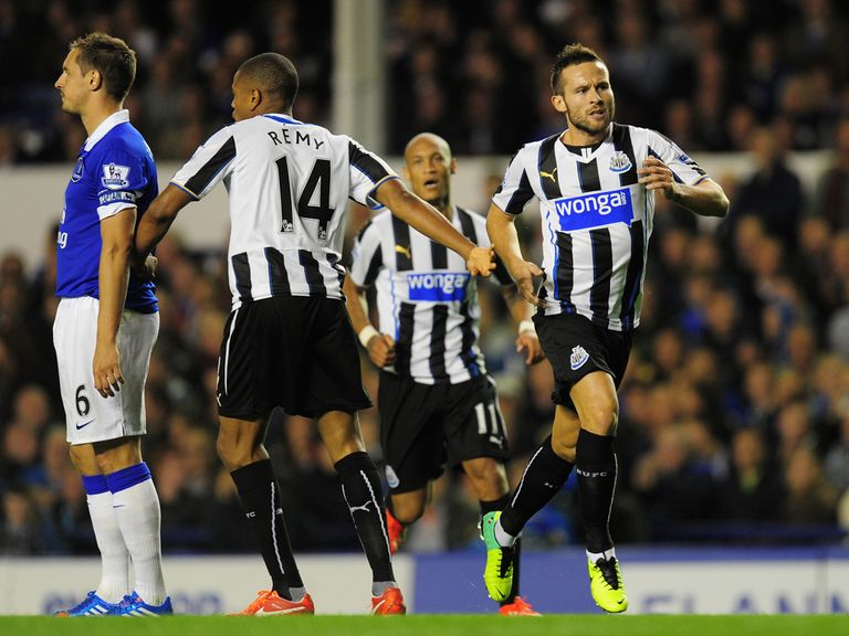 Newcastle: Backed for 2-1 win at Cardiff
