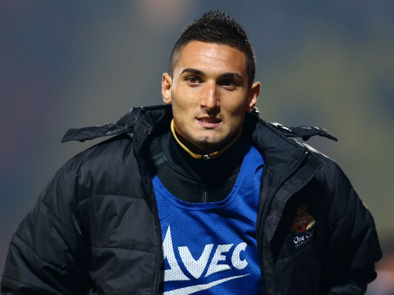 Federico Macheda: Has returned to Old Trafford for treatment