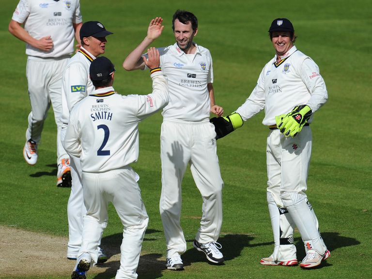 Graham Onions: Key to Durham's title success