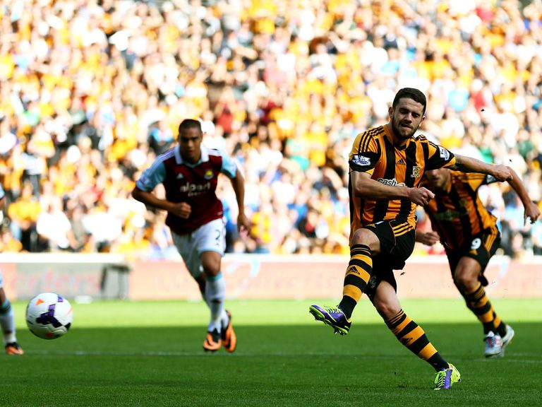 Robbie Brady: Has impressed for Hull this season