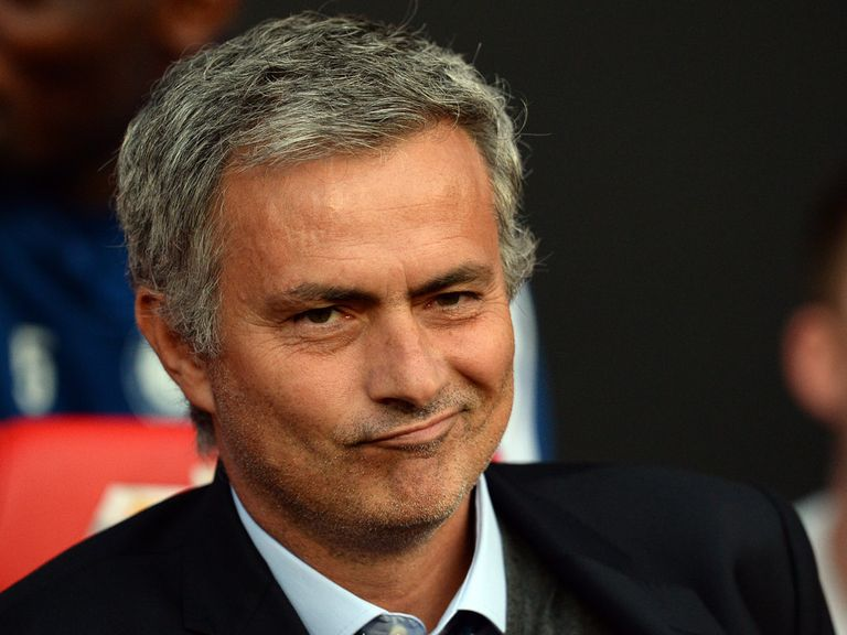 Jose Mourinho: Willing to help the England national team