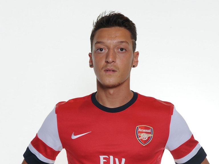 Mesut Ozil: Arsenal's record signing joined on deadline day