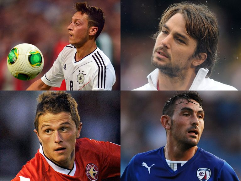 Ozil, Kranjcar, Cuvelier and Roberts: Some of this summer's top signings