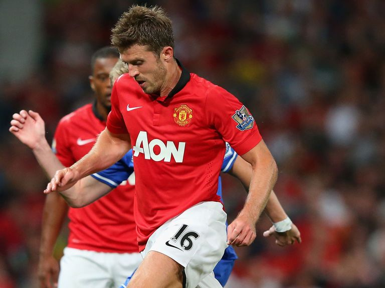 Michael Carrick: United must keep believing