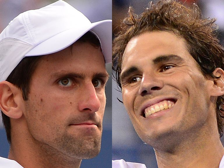 It's Novak v Rafa in the final