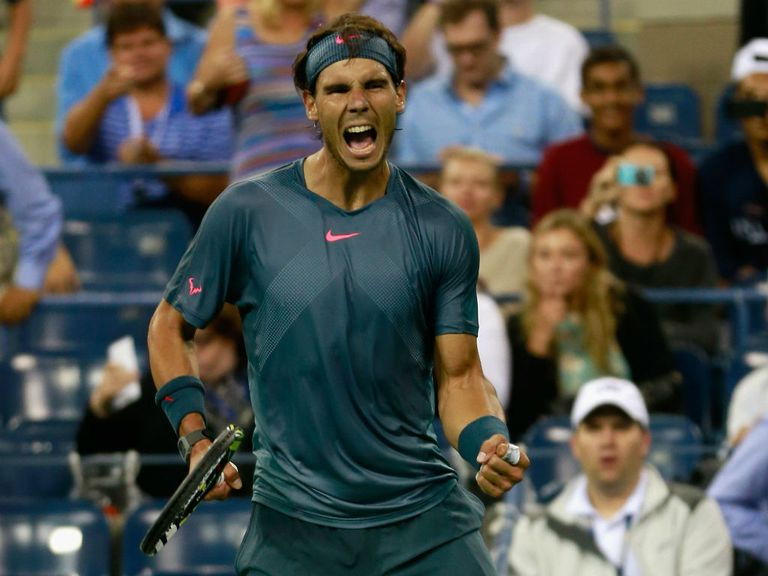 Rafael Nadal: Recorded one-sided victory over Tommy Robredo