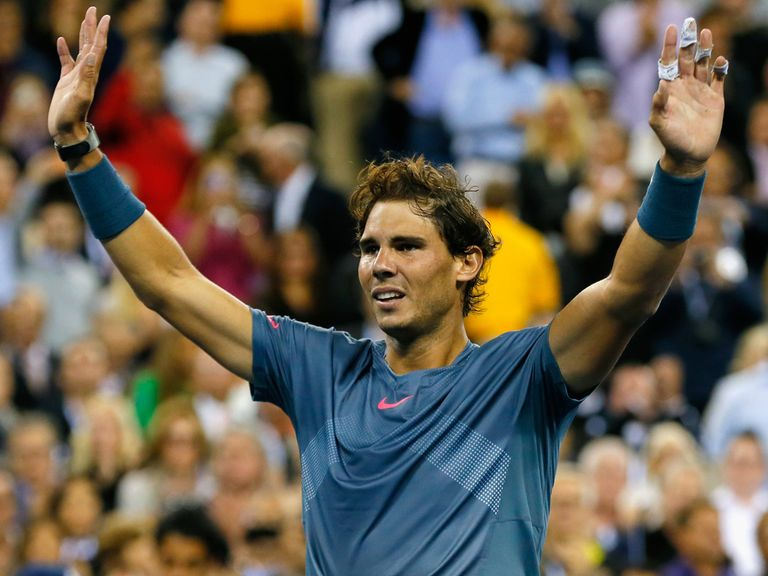 Rafa Nadal: Closing in Pete Sampras