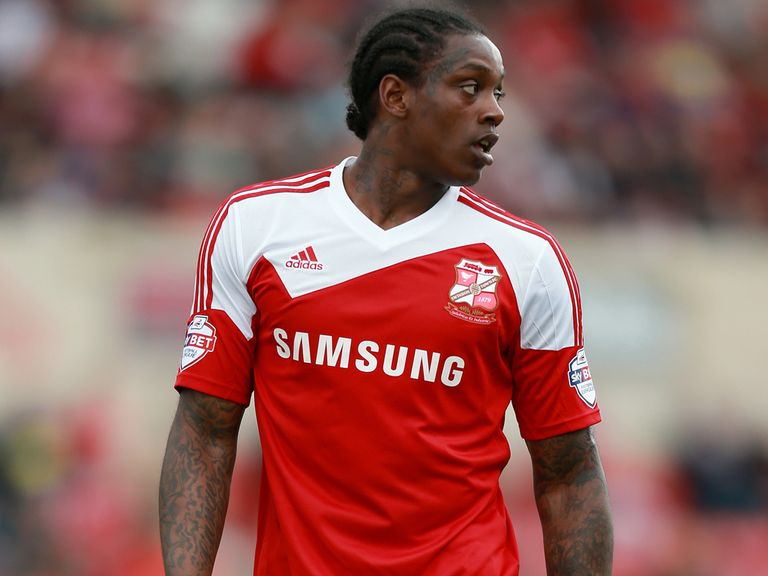 Nile Ranger: Has been arrested