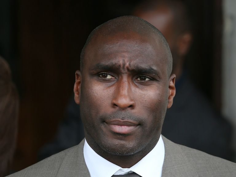 Sol Campbell: Captained England three times during his international career