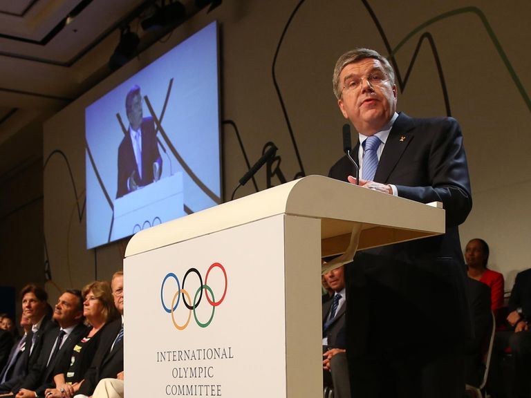 Thomas Bach: New International Olympic Committee president