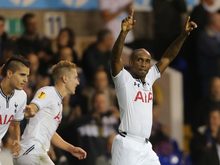 Jermain Defoe: Six goals in three starts this season