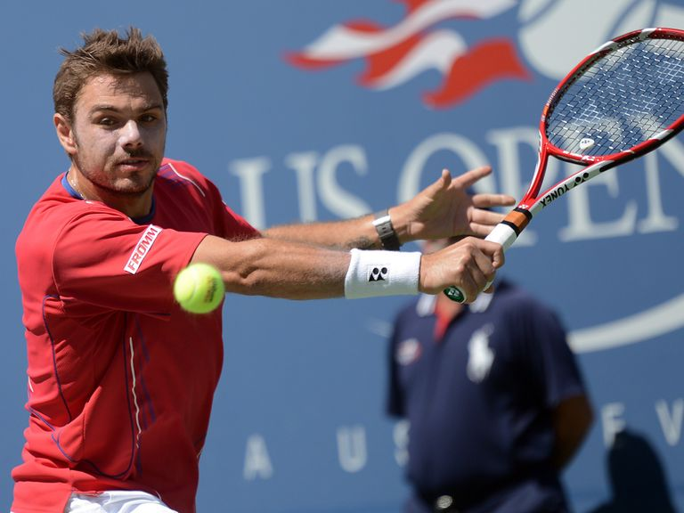 Wawrinka: Worth backing in front of his home fans