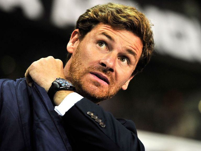 Andre Villas-Boas: Taking Anzhi seriously
