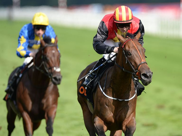Viztoria: A plan well executed at Doncaster
