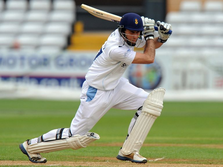 Wayne Madsen: WIll captain Derbyshire in 2014, but under whose guidance?