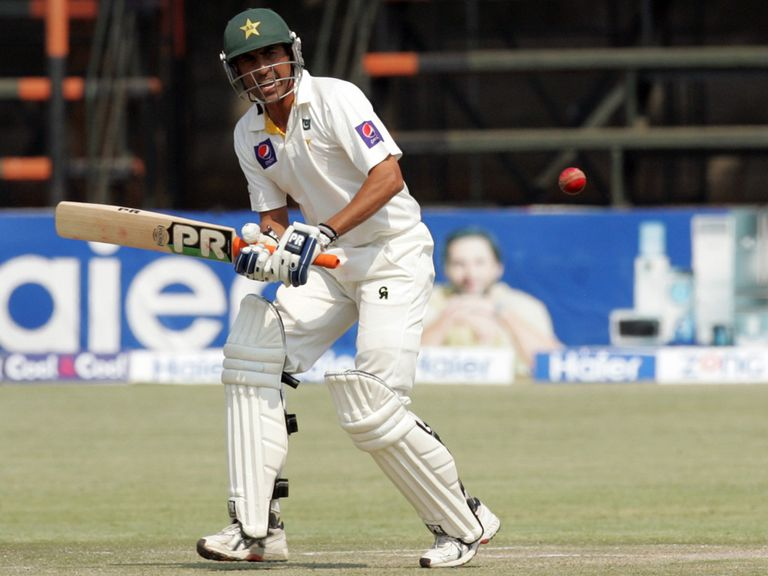 Younus Khan: Passed 7,000 Test runs