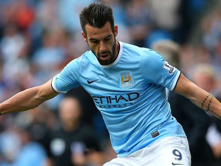 Alvaro Negredo: Good start to life at Manchester City