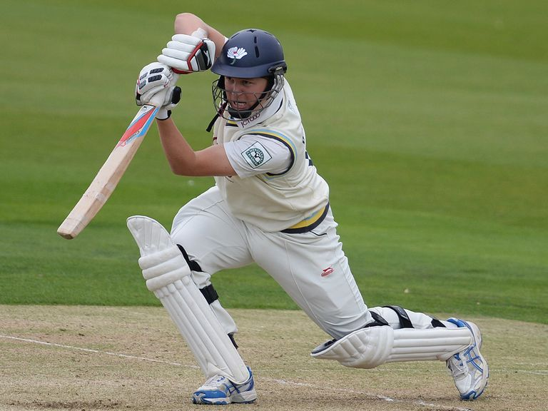 Gary Ballance: Relishing being part of the England squad