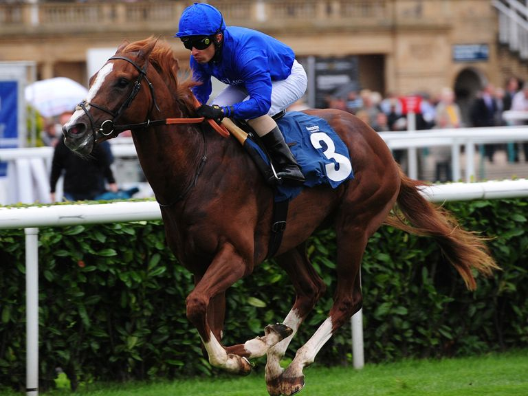 Be Ready: Can land the Craven Stakes