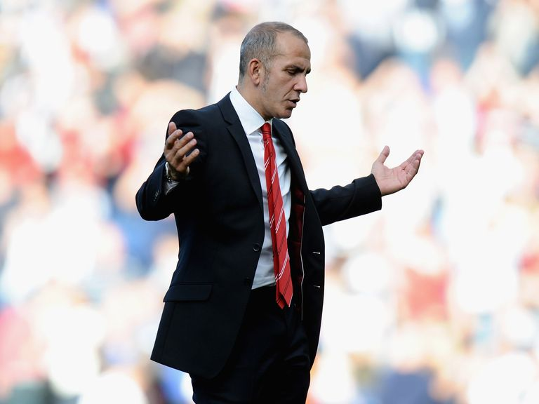 Paolo Di Canio: First Premier League manager to lose his job this season
