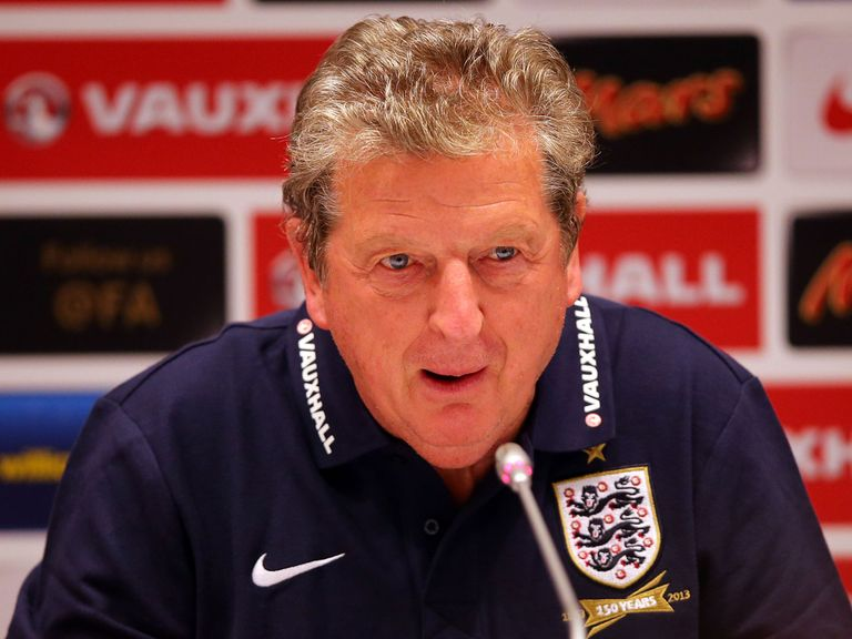 Roy Hodgson: Feeling the pressure