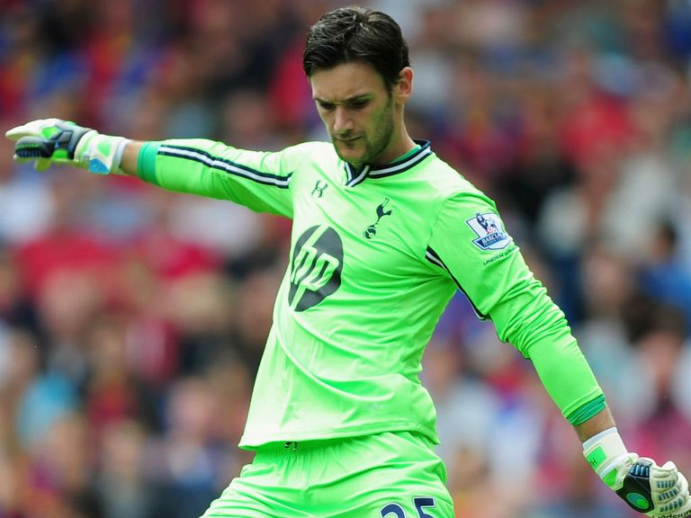 Hugo Lloris: Played on after being knocked unconscious