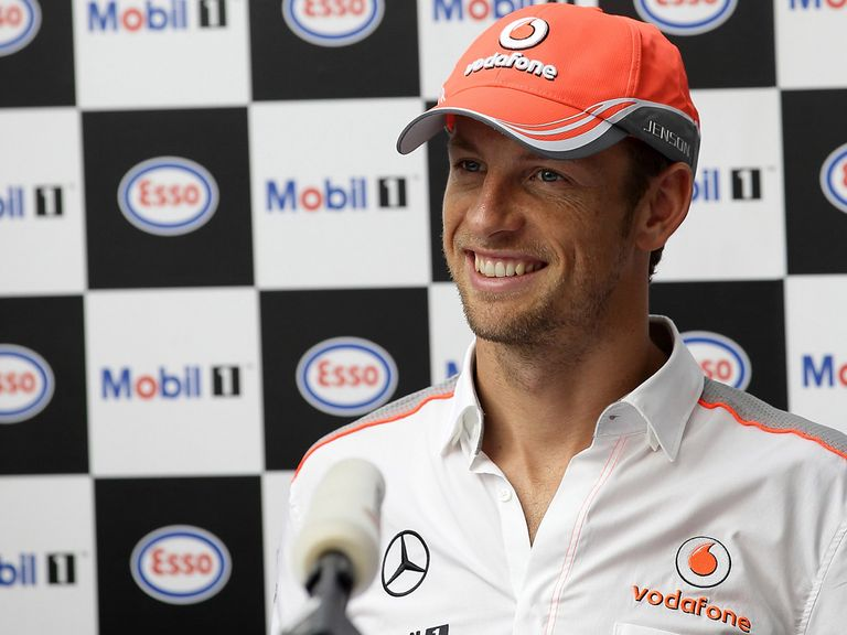 Jenson Button: Full of hope for the new season