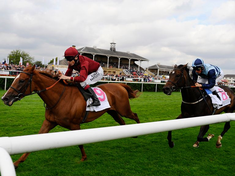 The Lark: Heads to Longchamp next Sunday