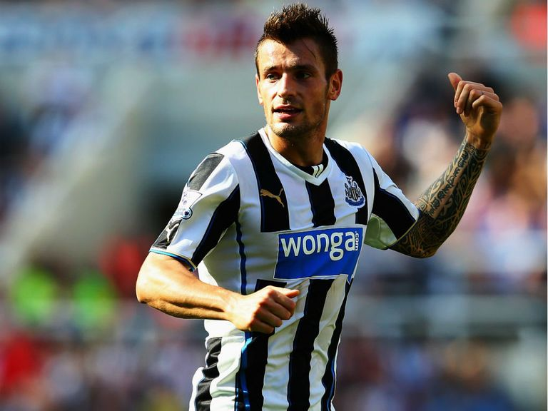 Mathieu Debuchy: Unsure over his long-term future at Newcastle