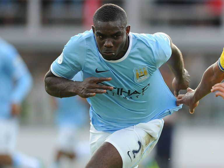 Micah Richards: Happy at Manchester City