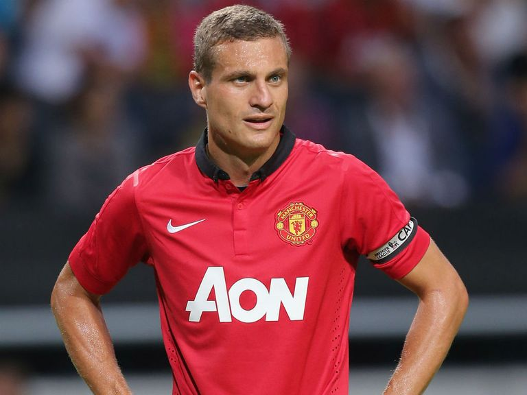 Nemanja Vidic: Has impressed new United boss David Moyes