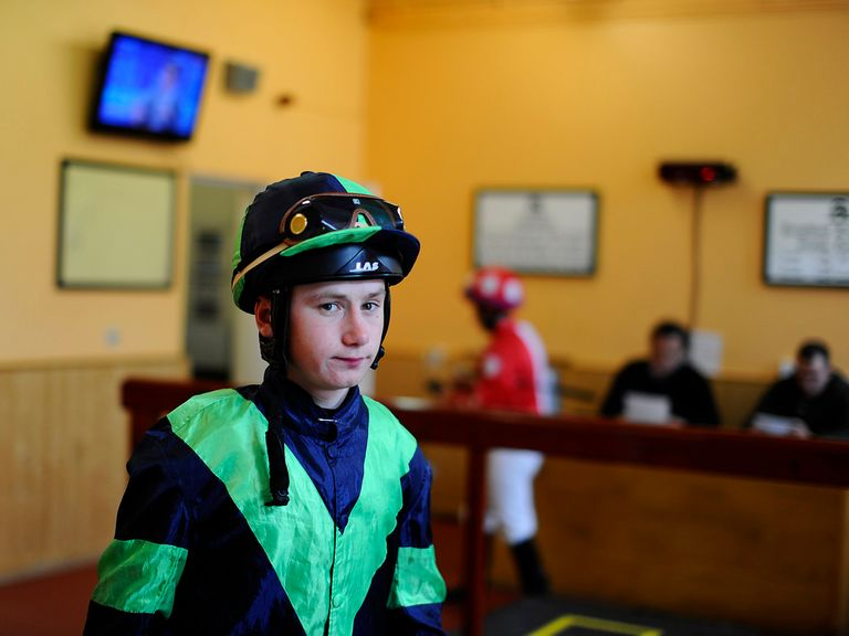 Oisin Murphy: A future star in the saddle