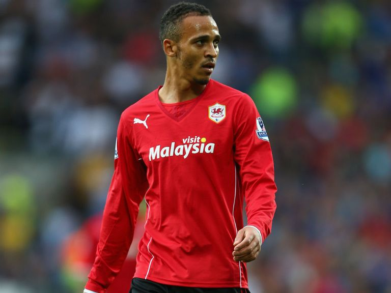 Peter Odemwingie: Backing himself to deliver at Stoke