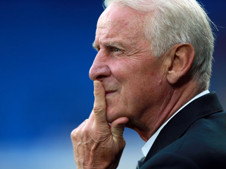 Trapattoni: Says his side can stil qualify for the World Cup