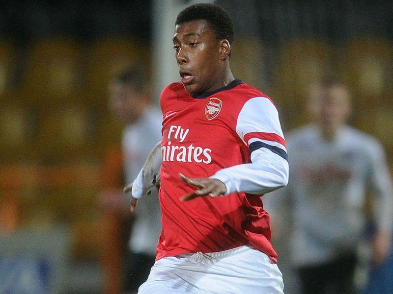 Alex Iwobi - Arsenal | Player Profile | Sky Sports Football