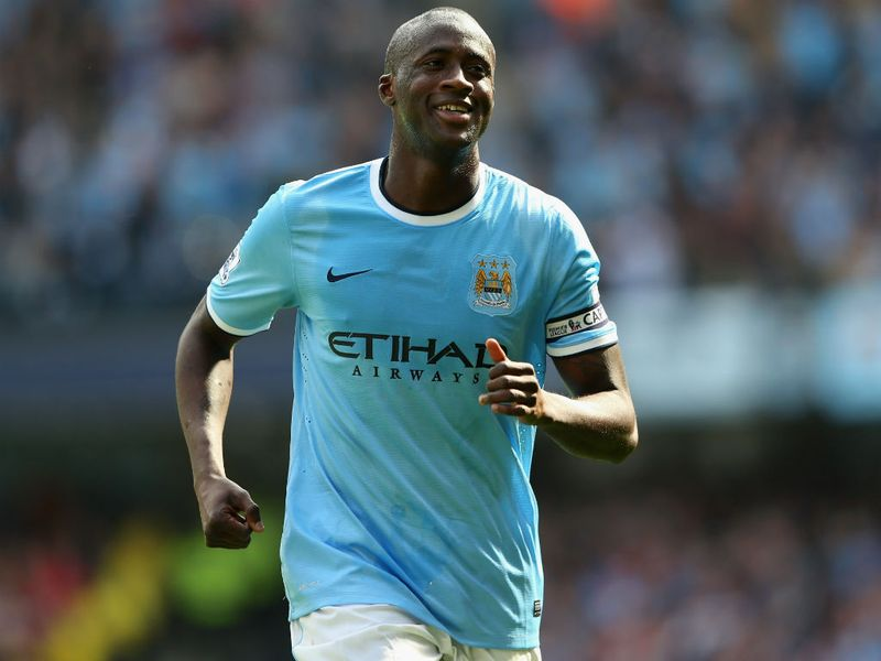 Image result for toure yaya