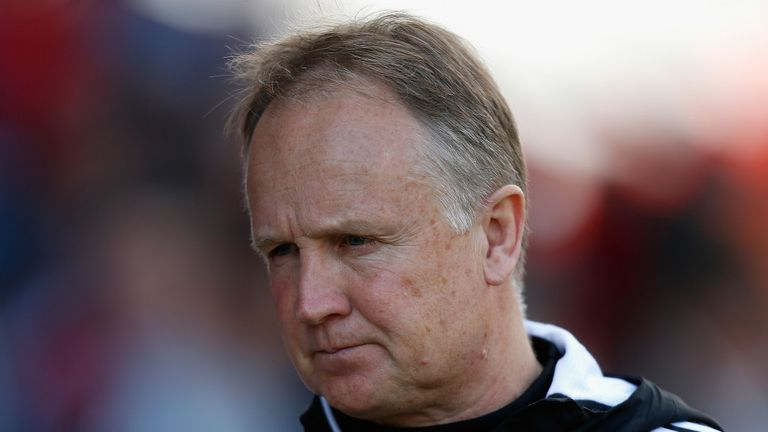 Sean O'Driscoll: Disappointed with JPT performance