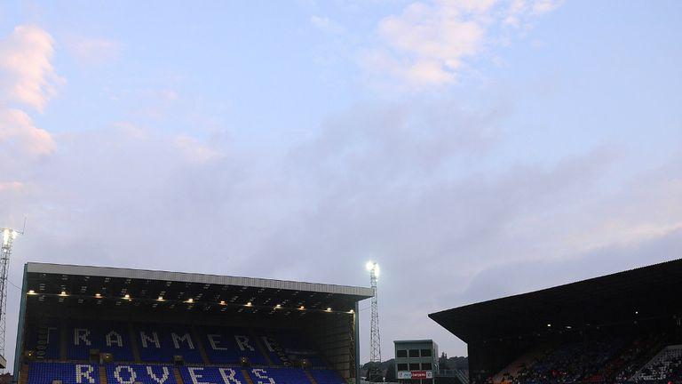Prenton Park: Home to Tranmere Rovers