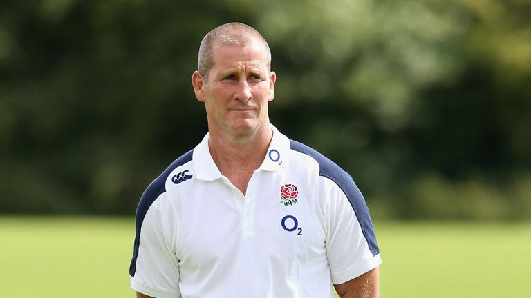 Stuart Lancaster: Question-marks over his midfield